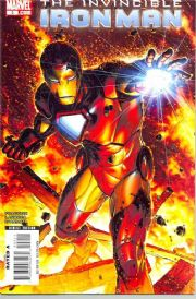 Invincible Iron Man #2 Peterson Cover Marvel comic book